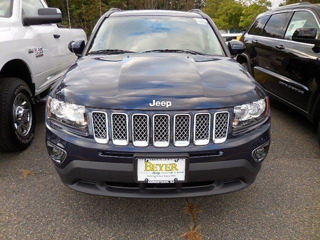 2016 Jeep Compass High Altitude Edition Morristown NJ