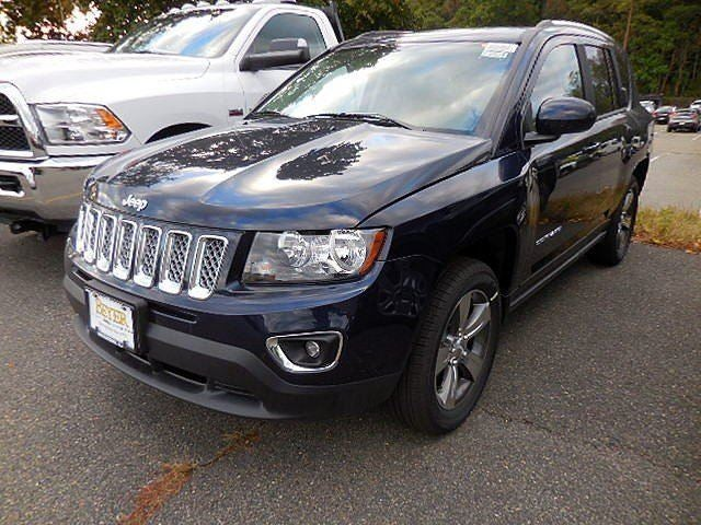 2016 jeep compass high altitude edition morristown nj randolph hanover denville new jersey. Black Bedroom Furniture Sets. Home Design Ideas